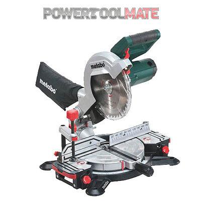 Metabo 619216000 KS216M Lasercut 240v Compound Crosscut Mitre Saw with Laser