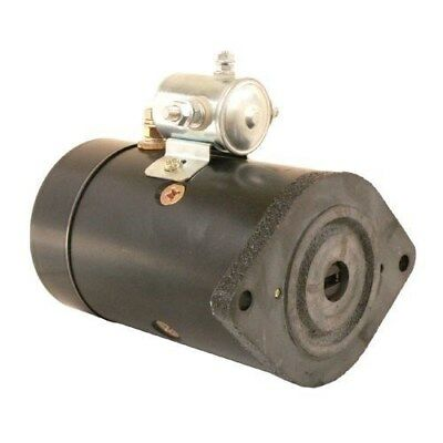 New Pump Motor For Hale Fire Truck Primer Pumps 1999 2000 Double Ball Bearing