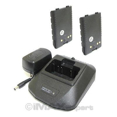 2 1 Battery Charger For Yaesu Fnb V57 Fnb 83 Ft 60R Vxa 150 Ft 250R Ft 270R
