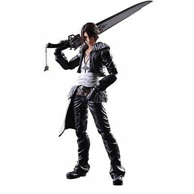 Final Fantasy Squall Leonheart Play Arts Kai officiel marchandise New Sealed