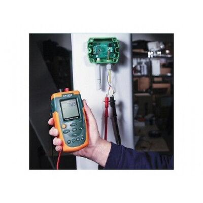 Flir Prc30 Extech Multifunction Process Calibrator Part Ed03crpfl New
