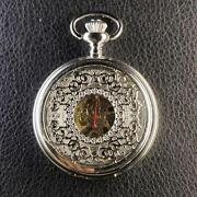 Mens Pocket Watch Mechanical