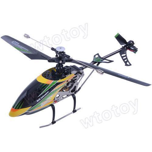 RC Helicopter Single Blade