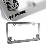 Dodge License Plate Frame