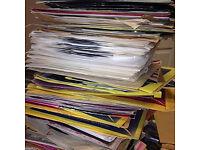 "100 Mixed Genre 7"" Vinyls Job Lot in VG+ Condition (Used in juke box) Can Post"