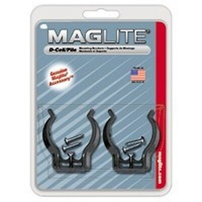 NEW MAGLITE ASXD026 D CELL FLASHLIGHT MOUNTING BRACKETS 6089700