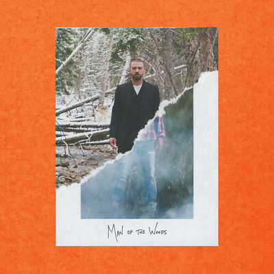Justin Timberlake - Man Of The Woods [New Vinyl LP] 140 Gram Vinyl , Download In