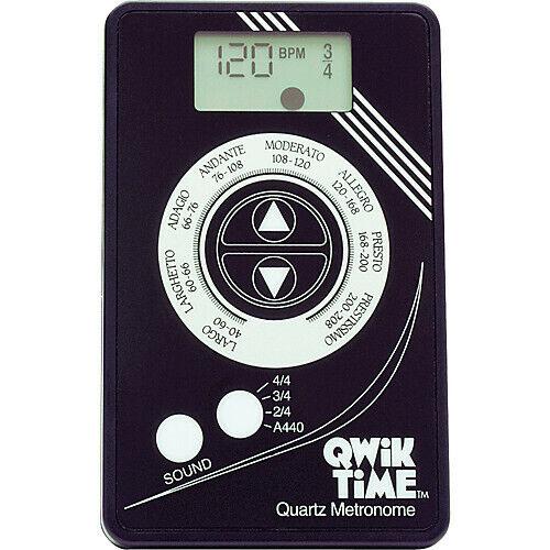 Qwik Time QT 5 Metronome - New
