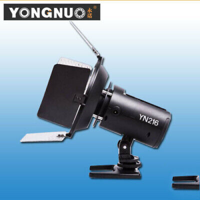 Yongnuo YN-216 Pro LED Studio Video Light for Canon Nikon DV