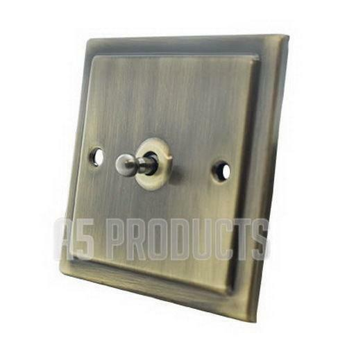 Brass Toggle Light Switch Ebay
