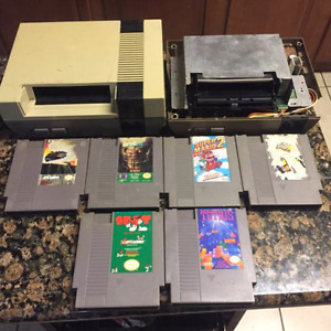 Buying old nintendo consoles, games, this & that