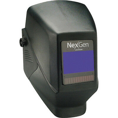 Jackson Safety W60 Welding Helmet Nexgen Digital Auto-darkening Filters