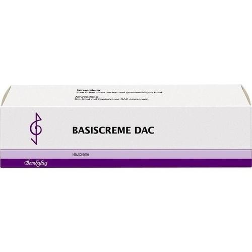 BASISCREME DAC 100ml PZN 4193119
