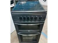 black belling gas cooker 50cm