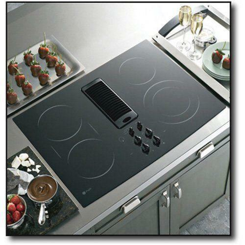Ge Glass Cooktop Ebay