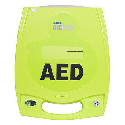 ZOLL AED Plus Semi Halb Automatisch Defibrillator CPR Set Deutsch