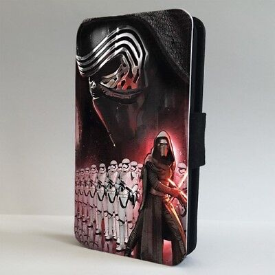 Kylo Ren Star Wars Force Awakens FLIP PHONE CASE COVER for IPHONE SAMSUNG