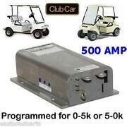 Golf Cart Speed Controller