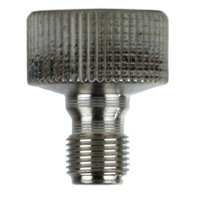 Badger Air (Airbrush Adapter 1/8 Zoll Airbrush auf Badger/Revell M5x0,45 Schlauch)