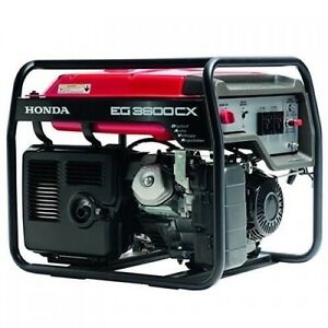 Honda Generator EG3600CX 3.6kVA BRAND NEW in sealed box Mitchelton Brisbane North West Preview