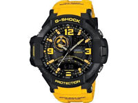 wanted casio g-shock ga-1000 watch the exact same model as in the image shown