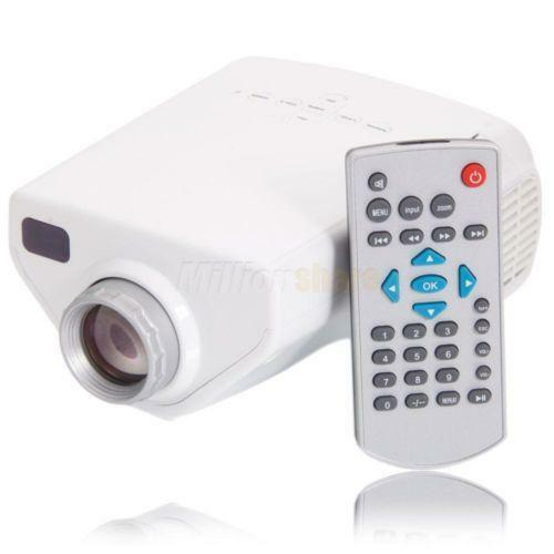Popular E03 Tv Projector Mini Led Projector Home Theater: Mini LED Projector