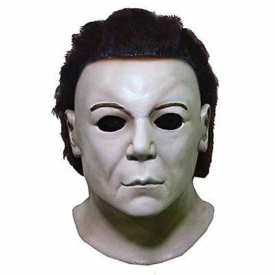 Michael Myers Halloween 8 Mask Trick or Treat Studios Officially Licensed Adult ](Michael Myers Halloween 8 Mask)