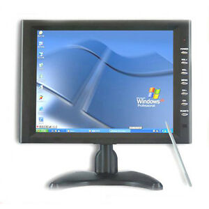 10-4-inch-AV-VGA-touchscreen-monitor-touch-screen-LCD