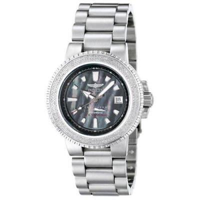 Invicta 4511 Scuba Pro Diver 200 Diamond Swiss SellitaSW200 Automatic Mens Watch