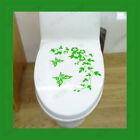 Butterfly Toilet Vinyl Wall Stickers