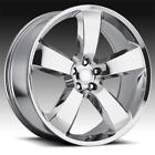 Dodge Charger Replica Wheels