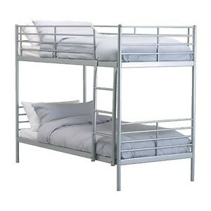 IKEA BUNK BED FRAME SINGLE OVER SINGLE