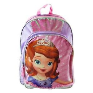 "Disney Sofia 16"" Backpack"