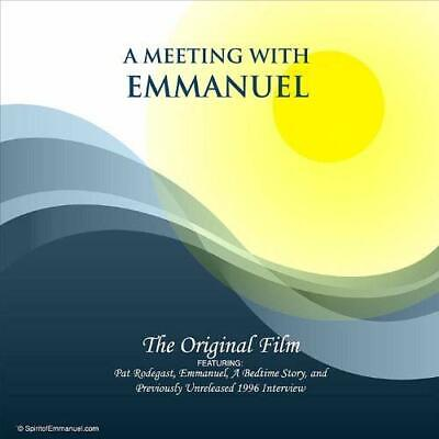 Pat Rodegast And Emmanuel-A Meeting With Emmanuel DVD-R DVD NEUF - $26.03