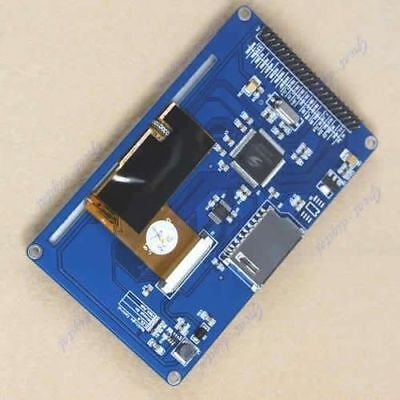 Lcd 4.3tft Module Display Touch Panel Screen Pcb Adapter Build-in Ssd1963