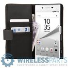 Leather Mobile Phone Flip Cases for Sony Xperia Z1