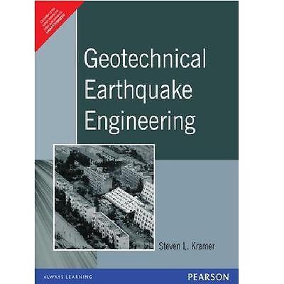 FAST SHIP - KRAMER 1e Geotechnical Earthquake Engineering