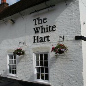 Chef de Partie at The White Hart in Sevenoaks