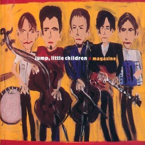 Jump, Little Children - Magazine [New CD] Manufactured On Demand