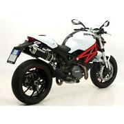 Ducati Monster 696 Exhaust