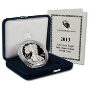 2013 Silver Eagle Proof