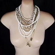 Long Pearl Beads