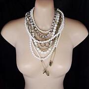 Long Pearl Beads