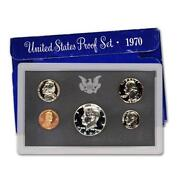 1970 US Proof Set