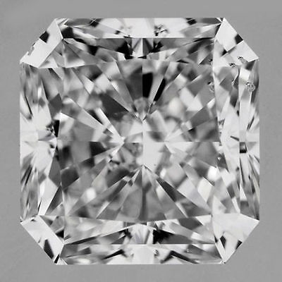 1.01 carat Radiant cut Diamond GIA certificate F color VS1 clarity no fl. loose