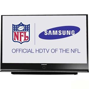Samsung HLT7288W 72-inch 1080p DLP Rear Projection HDTV