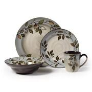 Rustic Dinnerware Set