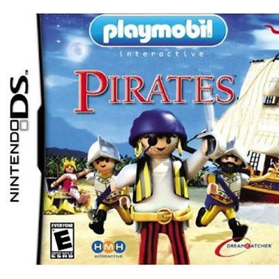 Dreamcatcher Playmobil: Pirates Nds Nintendo Ds
