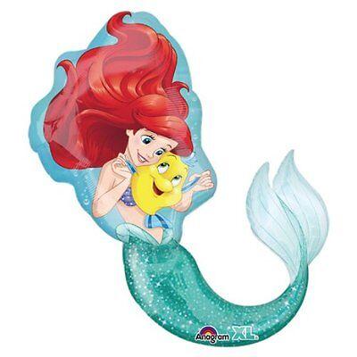 ielle, die Kleine Meerjungfrau Super Form 71.1cm X 86.4cm (Die Kleine Meerjungfrau Geburtstag)
