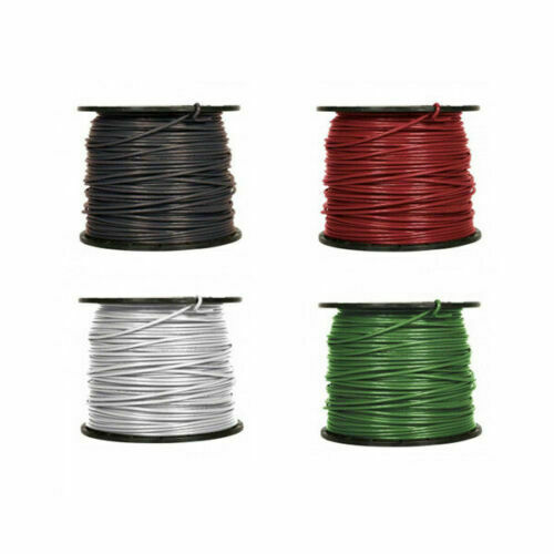 8 Awg Copper Thhn Thwn-2 Building Wire 600v Lengths 100 Feet To 1000 Feet
